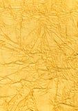 Goldhintergrund für eine Auslegung Stockfotos