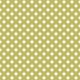 Goldhintergrund mit kleinem diagonalem nahtlosem Vektor der weißen Quadrate vektor abbildung