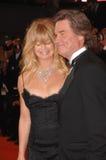 Goldie, Goldie Hawn, Kurt Russell, épreuve Photo stock