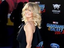 Goldie Hawn Arkivbilder