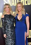 Goldie Hawn and Amy Schumer Stock Images