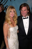 Goldie Hawn,Kurt Russell Stock Images