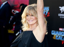 Goldie Hawn Royalty Free Stock Photography