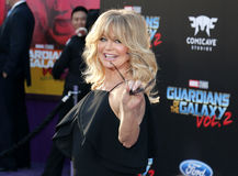 Goldie Hawn stock photo