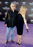 Goldie Hawn und Kurt Russell Lizenzfreie Stockfotos