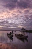Goldie jezioro Fotografia Stock