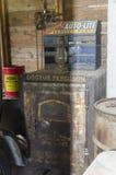 Goldie och McCullock kassaskåp Arkivbild