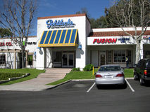 Goldilocks västra Covina, Kalifornien, USA Arkivfoton
