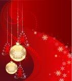 goldish 2 шариков Стоковая Фотография RF