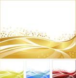Goldish background Royalty Free Stock Photo