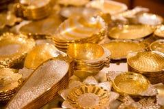Goldish ware Stock Photo