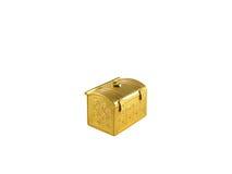 Goldkasten Lizenzfreies Stockbild