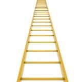 Goldleiter Lizenzfreies Stockbild