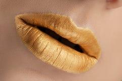 Goldlippen Stockfotografie