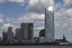 Goldman Sachs ragen hoch lizenzfreie stockbilder