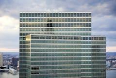 Goldman Sachs Tower - New York Royalty Free Stock Image