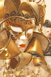 Goldmask Royalty Free Stock Photo