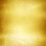 Goldmetallbeschaffenheitshintergrund Lizenzfreies Stockfoto