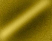 Goldmetallhintergründe Lizenzfreie Stockfotos