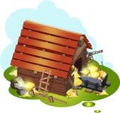 Goldmine Stockfoto