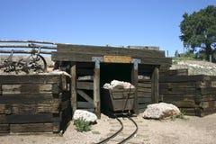 Goldmine Lizenzfreies Stockfoto