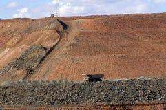 Goldmine di Kalgoorlie Fotografie Stock
