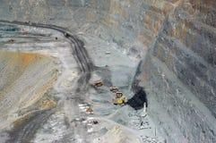 Goldmine of Kalgoorlie Royalty Free Stock Photo