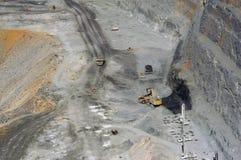 Goldmine von Kalgoorlie Stockfotos