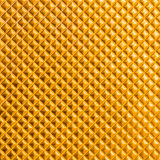 Goldmosaikfliesenbeschaffenheit Lizenzfreie Stockbilder