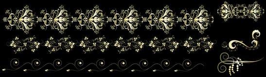 Goldmuster Stockbilder