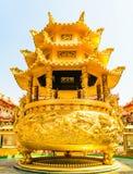 Goldpavillon Lizenzfreie Stockbilder