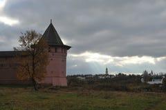 Goldring von Russland Suzdal Lizenzfreies Stockfoto