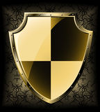 Goldschild Lizenzfreies Stockfoto