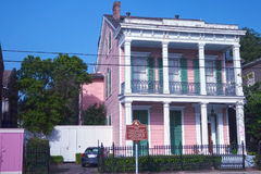Goldschmied--Godchauxhaus, New Orleans Lizenzfreie Stockfotos