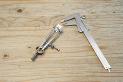 Goldsmith tools 2 Royalty Free Stock Image