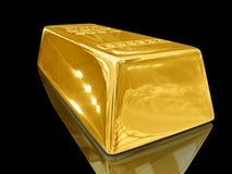 Goldstab. Lizenzfreies Stockfoto
