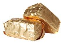 Goldstab Stockbild