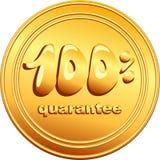 Goldtaste Lizenzfreie Stockfotografie
