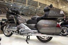 goldwing honda motobike Arkivbild