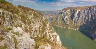 Gole del Danubio Fotografie Stock