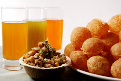 Gole gappe Stock Photography