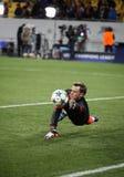 Goleiros Manuel Neuer de Bayern Munich Imagens de Stock Royalty Free