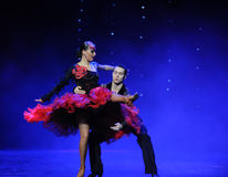 Golem like Resurrection-the Austria's world Dance Stock Photo