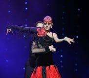 Golem like Resurrection-the Austria's world Dance Stock Images