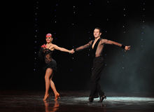 Golem like Resurrection-the Austria's world Dance Stock Image