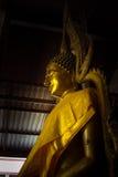 Golen Buddha Royalty Free Stock Photos