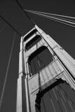 Golen gate tower royalty free stock photos
