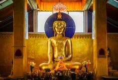 Goleni Aww Dębowa pagoda w Południowym Regin Myanmar, zdjęcie royalty free