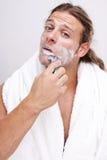 golenie czas Zdjęcia Stock