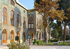Golestan palace Stock Images